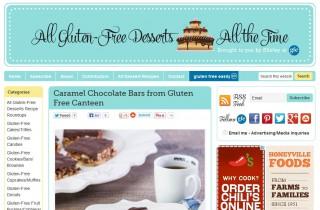 All Gluten-Free Desserts