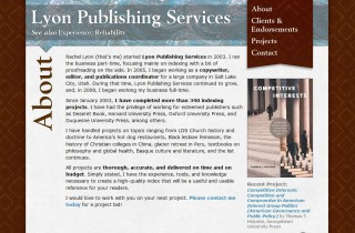 Lyon Publishing Services