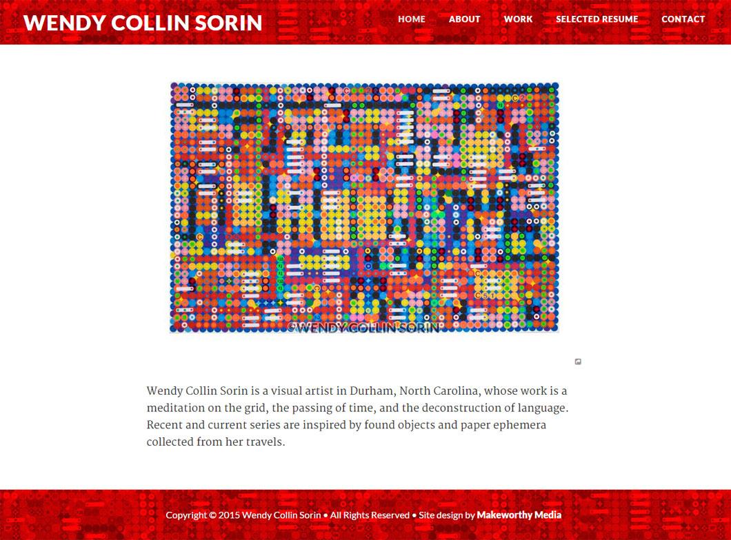 Wendy Collin Sorin